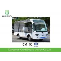 Best 2 Seater Electric Cargo Van For Goods Loading And Unloading 1000kg wholesale