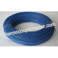 Quality PT 100 3 x AWG24 Inner Insulation And Outer Jacket Teflon Wire wholesale