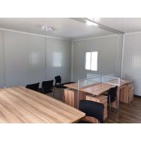 Best Recyclable Premade Container Homes Stable Structure Fast Build For Office wholesale