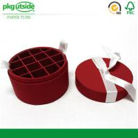 Best Handmade Round Chocolate Box Packaging Food Grade Well - Sealing For Candy Oval wholesale