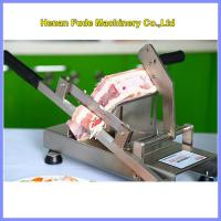Best manual meat slicer, hot-pot restaurant frozen meat slicer, beef slicing machine wholesale