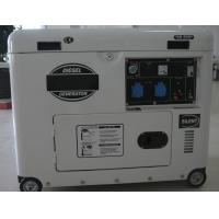 China Soundproof  yanmar portable diesel generator  5kva With Four Stroke Engine on sale