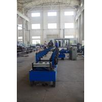 Best 2018 new Type CNC Control Metal Gutter Roll Forming Machine made in china wholesale