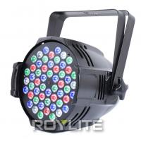 Best LED Color Wash Stage Theatre illumination RGBW Color Mixing Fan Cooling wholesale