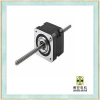 details of nema 17 hybrid linear stepper motor for cnc