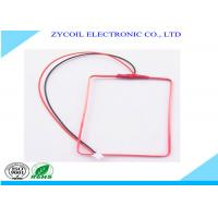 Cheap Small Copper Wire Rfid Antenna Coil For Camera / Cellphone Motor for sale