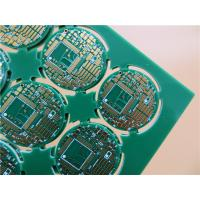 Best 1 oz copper Cell PCB Built On 4 Layer FR-4 Immersion Gold With Blind Via wholesale