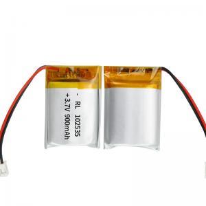 Best 900mAh 3.7 V Lithium Polymer Battery For Digital Camera wholesale