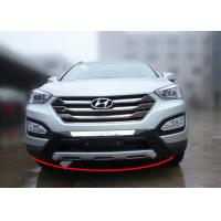 Best Spare Parts for 2013 Hyundai Santafe IX45 Bumper Guards Front And Rear Protector wholesale