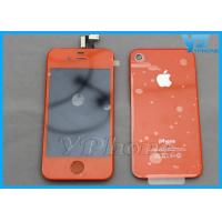 Best Ordinary LCD Iphone LCD Screen Digitizer With Backcover wholesale
