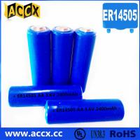 Best ER14505 3.6v 2400mAh for the wireless temperature sensor wholesale