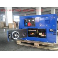 Best Silent Type Standby Power Generator , 10KVA Quiet Running Generators With OEM / ISO Certificate wholesale