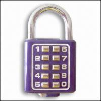 Best Digital Padlock (With 10 Digits) for Home Security wholesale
