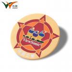 Best Custom Cute Pocket Enamel Lapel Pin Badges , Butterfly Suit Pin Badge wholesale