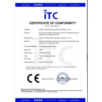 Shandong Wisdom Intelligent Technology CO.,Ltd Certifications