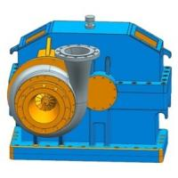 Best Natural Gas Turbo Expander Generator Set For Power Generation With Residual Pressure wholesale