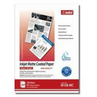 Best Matte Coated Inkjet Printable Photo Paper wholesale