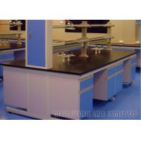 Buy cheap Suspended Structure Modular School Science Laboratory Furniture With Gas from wholesalers