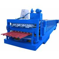 Best PPGI Sheet Cold Roll Forming Equipment Japan Panasonic PLC Controller High Efficiency wholesale