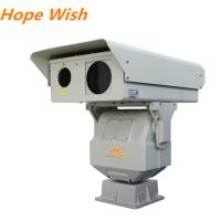 Best 2km Border Surveillance PTZ Infrared Camera , 808nm Long Range Ccd Camera wholesale