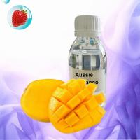 Cheap 100% pure PG/VG High Concentrated Aussie Mango flavour used for nicotine E Liquid for sale