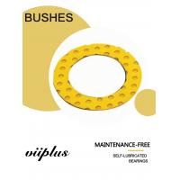 Best Plain Sleeve Thrust Washers & Gasket | Grease - lubricated POM Plastic Liner wholesale