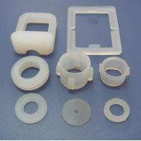 Best Colorful Custom Silicone Parts With Molded / Injection / Transfer Processing wholesale