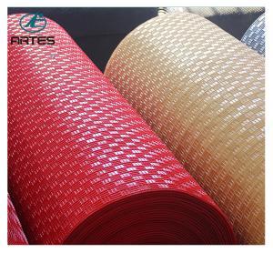 Best Waterproof pvc car roll mat bronze 1.2*9m newest style plastic roll mat 1.43*9m thickness 5-8mm wholesale