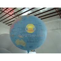 Best Professional Inflatable Earth Balloons Globe for Outdoor Advertising,Advertisement Balloon wholesale