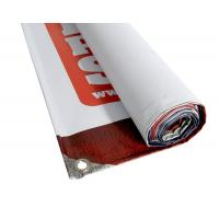 Best Promotion Custom Made PVC Mesh Banner , outside banners and flags Double Sided Print wholesale