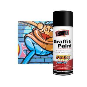 Best MSDS LPG 400ml Graffiti Marking Spray Paint Acrylic Aeropak wholesale