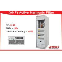 Best 35A/50A/60A 400V/690V Electrical Harmonic Filter APF with Touch Screen Module Display Interface wholesale