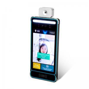 Best CE 16G EMMC Face Recognition Temperature Measurement  With 6mm Lens wholesale