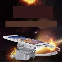 Best COMER Anti-Theft GSM Mobile Phone Display carcase Stands with Charging and Alarm Function wholesale