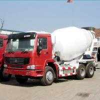 Best ZZ1257M3641W HF7 / HF9 Truck Cement Mixer Front Axles For 20-60 Ton Loading wholesale