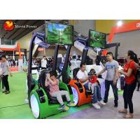 China Intelligence Playground 9d Virtual Reality Cinema For Kids Entertainment on sale