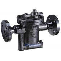 China High Capacity Flanged Steam Trap Cast Steel Durable Corrosion Resistance on sale