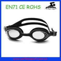 Best Excellent Performance Best Silicone anti fog Swimming Goggle wholesale