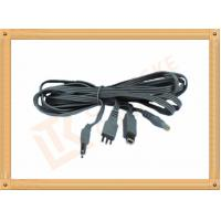 Best Y Type Safety 2.35+Power to 3 Pin Tens Unit Cables OEM / ODM wholesale