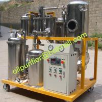 China Cooking Oil Filter Unit, edible oil recycle machine,stainless steel body and filter elements,durable, for edible usage on sale