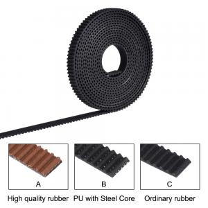 China ISO Box Sealing 1.52mm Machine Timing Belt on sale