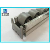Best Roller Track End Cap Aluminum Tubing Joints For Pipe Rack System AL-50 wholesale