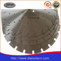 Best 200mm-3000mm Saw Blade Blanks Power Tools Accessories For Laser Welded Diamond Blades HS Code 84669200 wholesale