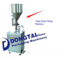 """Best <strong style=""""color:#b82220"""">Tube</strong> paste filling machine for tooth paste, jam paste, tomato paste wholesale"""