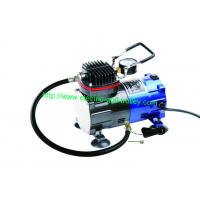 China Mini air compressor auto stop airbrush compressor vacuum Pump inflation compressor on sale