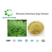 Best TLC Tested Powdered Herbal Extracts Artemisia Argyi Extract With Hemostatic Effect wholesale