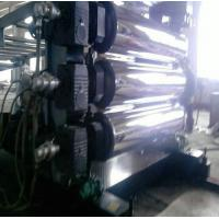 Multi-Layer Plastic Board Extrusion Line With Right Angle Cutting
