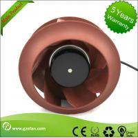 Buy cheap Air Purification DC Centrifugal Fan Impeller / 12V Brushless DC Fan Variable from wholesalers