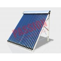 Buy cheap 15 Tubes Heat Pipe Vacuum Tube Solar Collector Sloped Roof For Residential from wholesalers