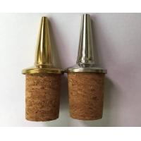 Best Factory Wholesale Dasher Cork Top Only Cork & 18/8 Stainless Steel wholesale